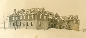 The Antlers Hotel, Little Falls, Minnesota, March 18, 1917
