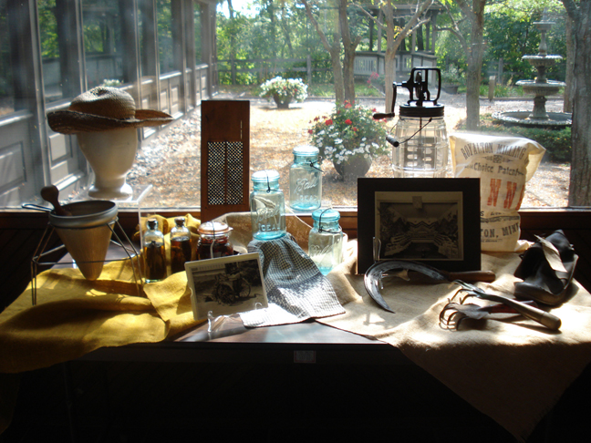 Garden Gala exhibit, September 13, 2009