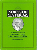 Voices of Yesterday by Charles Martin