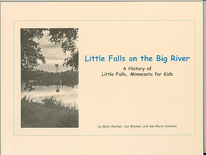 Little Falls on the Big River by Warner, Warner &amp; Johnson